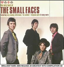 The Small Faces - The Very Best 20 Greatest Hits 60's MOD RARE 2001 CD