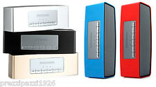 CASSA PORTATILE SD USB BLUETOOTH MP3 SMARTPHONE SPEAKER ALTOPARLANTE + VIVAVOCE
