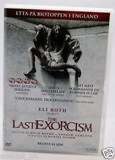 The Last Esorcismo DVD Regione 2 nuovo Horror