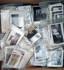 100 Original B&W Old Photos Vintage Snapshots