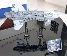 Assault Frigate Mark I LEGO Star Wars MOC UCS -  (only instructions)