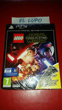 LEGO STAR WARS LE REVEIL DE LA FORCE SPECIAL EDITION SONY PS VITA NEUF VF