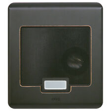 On-Q/Legrand Selective Call Intercom Door Unit, Oil Rubbed Bronze