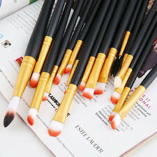 20pcs Makeup Brushes Set Soft Powder Foundation Eyeshadow Eyeliner Lip Brush LO