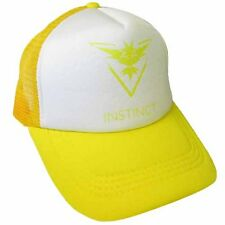 POKEMON GO Team Instinct BASEBALL CAP ~ Birthday Party Supplies Cap Favors Gifts