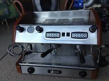 2 Group Danesi Commecial Expresso Machine, 11.5 Lts. . Impeccable
