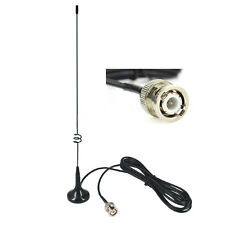 Car Magnetic Mobile Radio BNC VHF/UHF Antenna Dual Band For Nagoya UT-108UV IcoM