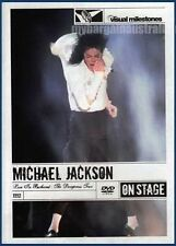 MICHAEL JACKSON-DANGEROUS TOUR LIVE BUCHAREST=DVD NEW (Region 0 = All Regions)