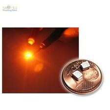 10 SMD LED PLCC-2 3528 ORANGE LEDs AMBER Leuchtdioden