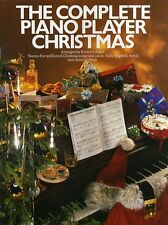 The Complete Piano Player Christmas Arranged By Kenneth Baker