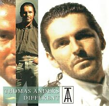 (CD) thomas autrement-DIFFERENT-Love of My Own, one thing, soldier, on my way