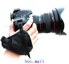 NEW Soft Camera Hand Grip Wrist Strap for Canon Nikon Pentax SLR/DSLR