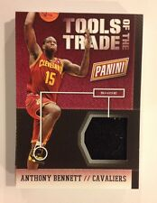 2013/14 2014 National Panini Tools of the trade TOTT ANTHONY BENNETT #9 Shoe