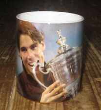 Rafael Rafa NADAL US Open Winner 2010 Bite MUG