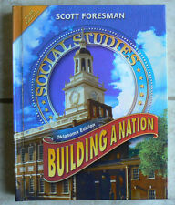 Scott Foresman Social Studies gr.6/6th Text, LN,History-Building a Nation 2008