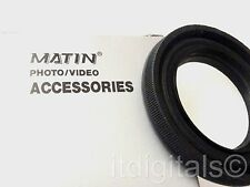 52mm Rubber Folding Lens Hood Sun Shade Collapsable Matin 52 mm Screw-in