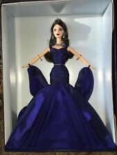 2000 Limited Edition Royal Jewels Queen Of Sapphires Barbie Doll NIB 26926