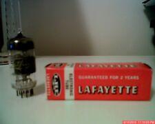 NOS NIB Lafayette 6U8A / 6KD8 Tube