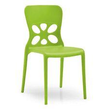 Sedia Neon G/1313 O&G Calligaris Verde pistacchio