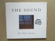 The Sound ‎– All Fall Down - 2001 UK CD - Renascent - REN CD 6 - RARE & OOP!!!!
