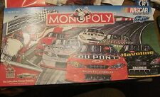 Monopoly Nascar edition COMPLETE great condition