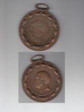 +gertbrolen+ Médaille  MAC-MAHON Président de la république Française