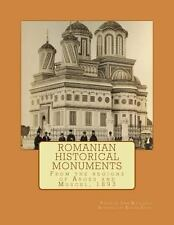 Romanian Historical Monuments : From the Regions of Arges and Muscel 1893 by...