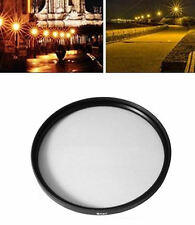 NEW 77mm 8PT 8 Point Star Filter For 77 mm Nikon Canon Camera Lens