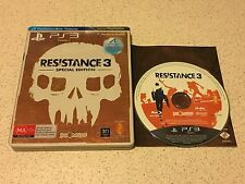 Resistance 3 Special Edition - Sony Playstation 3 Game (ps3)