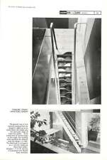 1962 Staircase In The Studio Hampstead F Hk Henrion