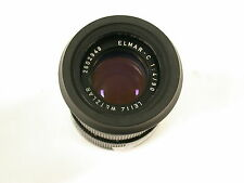 LEICA Elmar C 4/90 90 90mm F4 4 CL M adaptable A7 NEX MFT /16