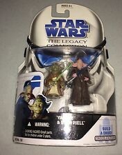 Star Wars Legacy Collection YADDLE and EVAN PIELL Figures New and Unopened