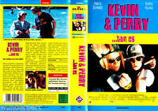 """VHS - """" Kevin & PERRY tun es """" (2000) - Rhys Ifans - Harry Enfield - Kathy Burke"""
