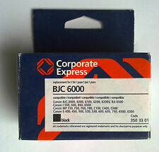 Corporate Express 920646 BLACK For Canon BJC 6000,BJI-6500, I 550, MP F30, S 400
