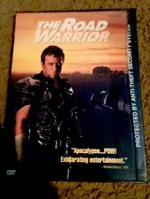 The Road Warrior (1981) DVD Snapcase Mel Gibson Brand New!!
