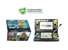 Lego City Undercover Vinyl Skin Sticker for Nintendo 3DS