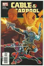 CABLE DEADPOOL #21 NM POWER MAN IRON FIST