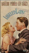 Libeled Lady (VHS) Jean Harlow - Spencer Tracy