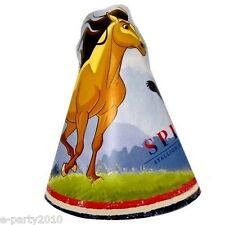 SPIRIT STALLION OF THE CIMARRON CONE HATS (8) ~ Birthday Party Supplies Favors