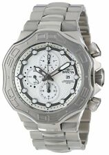 New Mens Invicta 12428 DNA Chronograph Steel Bracelet Watch
