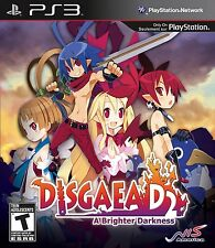 Disgaea D2: A Brighter Darkness (Sony PlayStation 3, 2013) NO MANUAL
