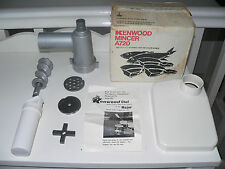 KENWOOD CHEF - Mincer - A720 - (Fits A700, A701 & A701a).