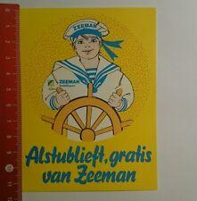 Aufkleber/Sticker: Alstublieft gratis van Zeeman (140916187)
