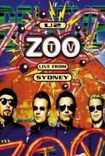 "U2 ""ZOO TV"" DVD NEUWARE!!!"