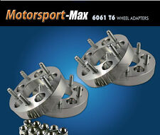 "4 Wheel Adapters 5 Lug 4.5 To 5 Lug 4.75 Spacers 1"""