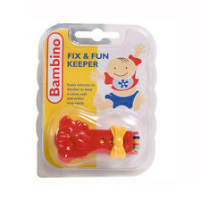 Bambino Fix and Fun Keeper - Red