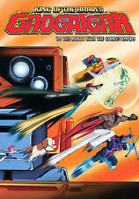 GaoGaiGar: King of Braves - Vol. 5: The Robot With the Golden Hand (DVD, 2007)