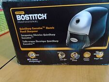 STANLEY BOSTITCH ELECTRIC PENCIL SHARPENER - EPS8HD-BLK