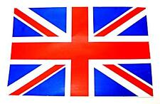 Union jack decal British Rebel Flag red white and blue