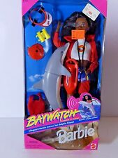 NIB BARBIE DOLL 1994 BAYWATCH   AA AFRICAN AMERICAN BLACK SALE!! OUR STORE